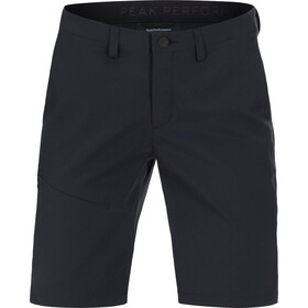 Peak Performance Treck Long Shorts Dam black